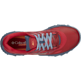 Columbia Trans ALPS F.K.T. II Chaussures Femme, red camellia/jupiter